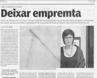 Galeria Dolors Ventós - Diari Hora Nova - 2012
