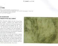 Sala Parés - Revista Bonart - 2009