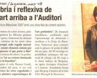 Auditori Montcada La Veu - 2008